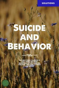 suicide in young adults without warning