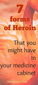 Heroin - other forms